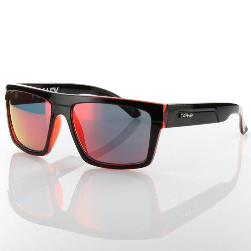 CARVE Sonnenbrille Volley Schwarz Rot, 49,95 €, Ot